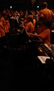 Kinderen Maken Muziek concert 2012